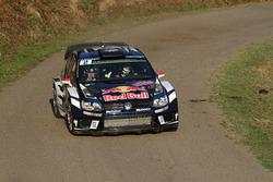 Jari Matti Latvala, Miikka Anttila, Volkswagen Polo, Volkswagen Motorsport
