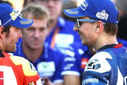 Jorge Lorenzo, Yamaha Factory Racing, Cal Crutchlow, Team LCR Honda