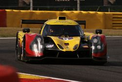#5 By Speed Factory, Ligier JS P3-Nissan: Tom Jackson, Alain Costa, Jesus Fuster
