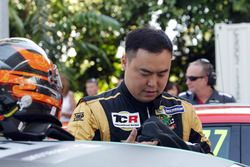 Neric Wei Chao Yin, Volkswagen Golf Gti TCR, Son Veng Racing Team