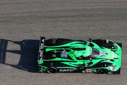 Art Fleischmann#30 Extreme Speed Motorsports Ligier JS P2 - Nissan: Scott Sharp, Ed Brown, Johannes