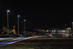 Vista de Paul Ricard de noche