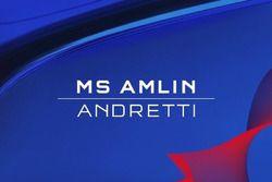 Amlin Andretti Formula E Team Logo