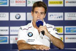 Basın Toplantısı: António Félix da Costa, BMW Team Schnitzer, BMW M4 DTM