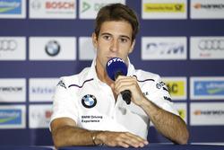 Пресс-конференция: Антониу Феликс да Кошта, BMW Team Schnitzer, BMW M4 DTM