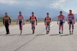 All Repsol riders