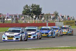 #4 Colin Turkington, Subaru Team BMR, Subaru Levorg GT
