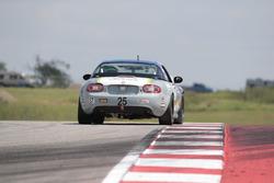 #25 Freedom Autosport Mazda MX-5: Chad McCumbee, Stevan McAleer