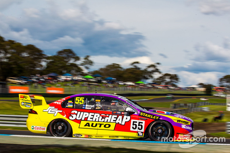 Chaz Mostert and Steve Owen, Rod Nash Racing Ford