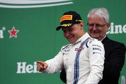 Valtteri Bottas, Williams celebra