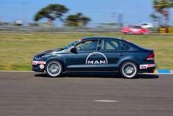 Vento Cup race car