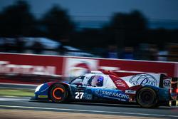 #27 SMP Racing BR01 Nissan: Ніколя Мінасся, Мауріціон Медіані, Михайло Альошин