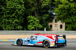 #25 Algarve Pro Racing Ligier JSP2 Nissan: Michael Munemann, Chris Hoy, Parth Ghorpade spins