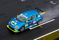 Mike Halder, Liqui Moly Team Engstler, SEAT Leon Cup Racer