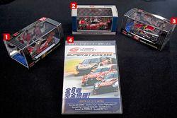 Super GT Model araçları