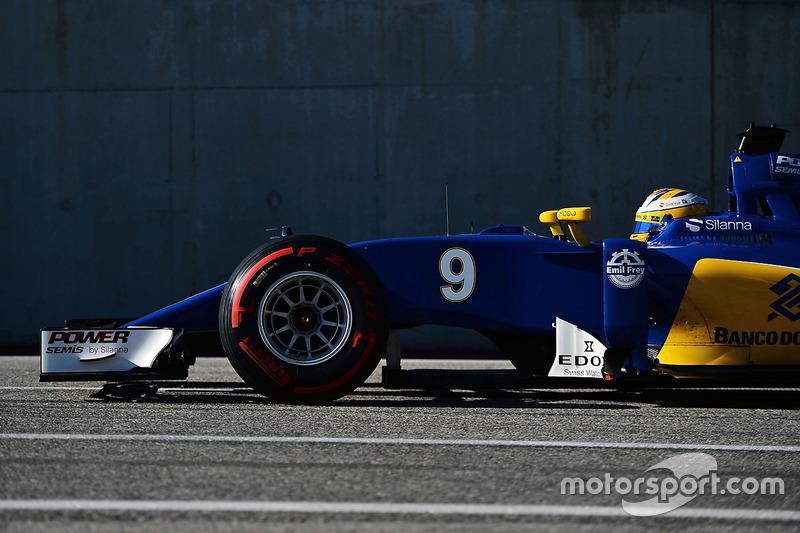 14e - Marcus Ericsson (Sauber)