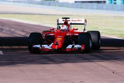 Pirelli-teszt,Sebastian Vettel