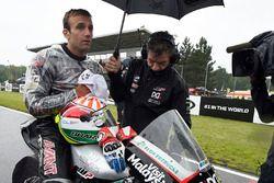 Johann Zarco, Ajo Motorsport op de grid
