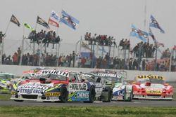 Juan Martin Trucco, JMT Motorsport Dodge, Santiago Mangoni, Laboritto Jrs Torino, Juan Manuel Silva, Catalan Magni Motorsport Ford