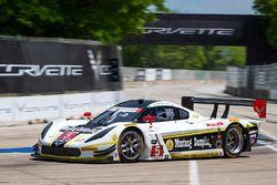 #5 Action Express Racing Corvette DP : Joao Barbosa, Christian Fittipaldi