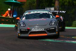 Piccioli-Iannotta Ebimotors, Porsche Cayman Sport Club#252
