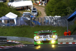 #912 Manthey Racing, Porsche 911 GT3 R: Richard Lietz, Jörg Bergmeister, Michael Christensen, Fred M