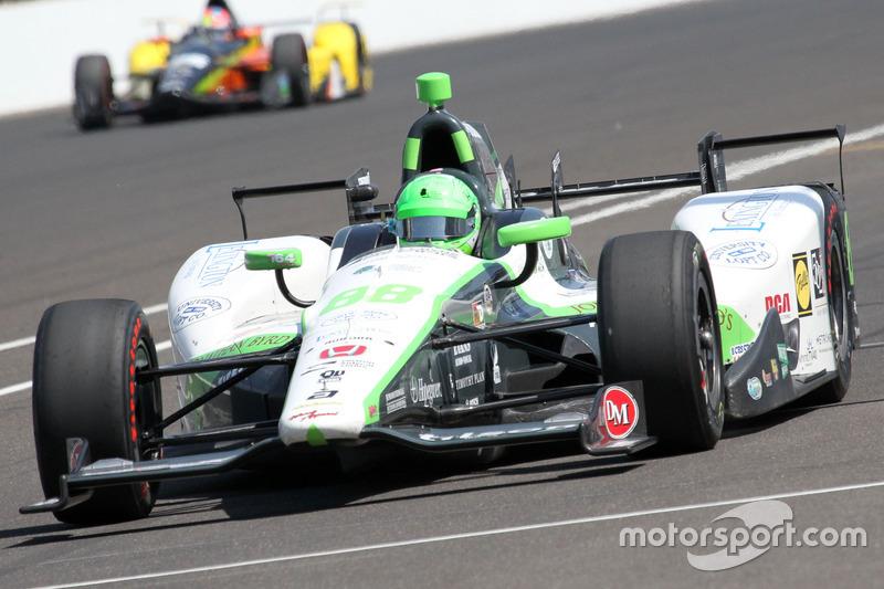 Bryan Clauson, Dale Coyne Racing, Honda