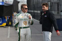 Ed Carpenter, Ed Carpenter Racing Chevrolet, Will Power, Team Penske Chevrolet