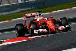 Antonio Fuoco, Ferrari SF16-H