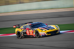 #50 Larbre Competition Corvette C7.R: Рікі Тейлор, Ромен Брандела, П'єрр Раг