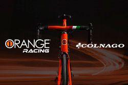 Orange1 Racing e Colnago dedicano una bici alla 24 Ore di Spa