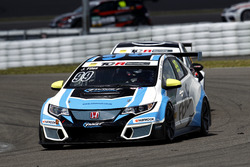 Josh Files, Target Competition, Honda Civic TCR