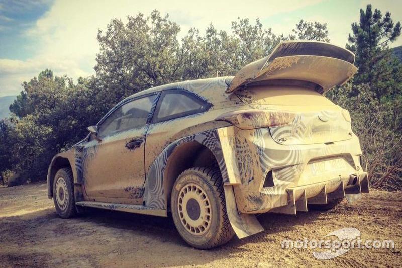 Hyundai i20 New Generation WRC 2017 года, Кевин Аббринг