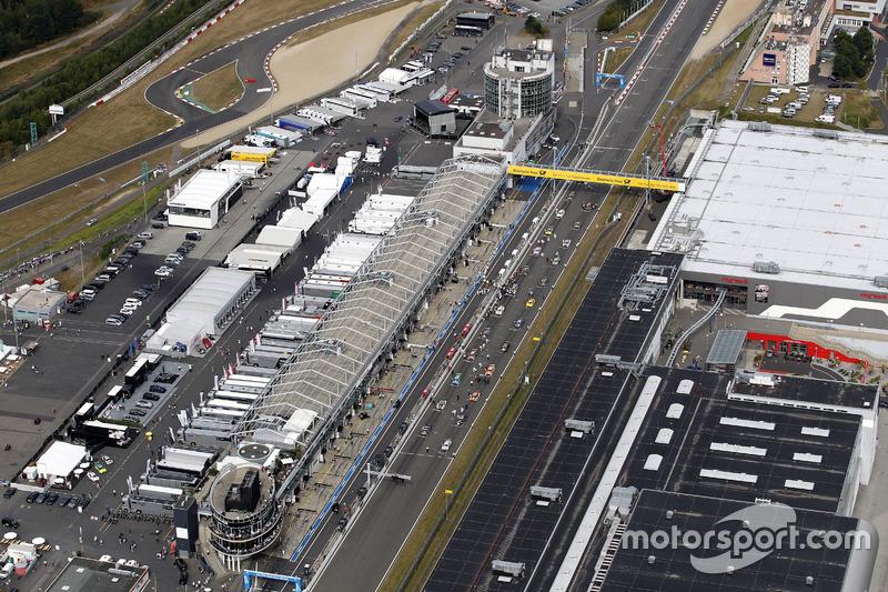 7. DTM starting grid