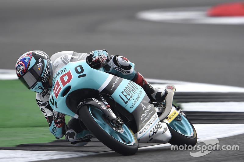 Fabio Quartararo, Leopard Racing