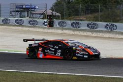 Lamborghini Huracan #25 Antonelli Motorsport, Agostini-Di Folco