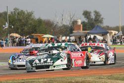 Juan Jose Ebarlin, Donto Racing Torino, Martin Ponte, Nero53 Racing Dodge, Christian Dose, Dose Comp