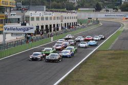 Partenza Gara 1 GT3