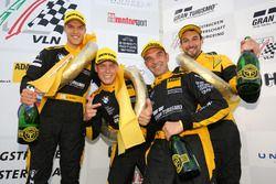 Jesse Krohn, Victor Bouveng, Jörg Müller, Felipe Fernández Laser, Walkenhorst Motorsport, BMW M6 GT3