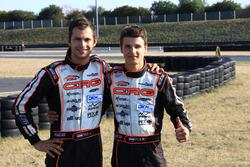 Jorrit Pex und Stan Pex