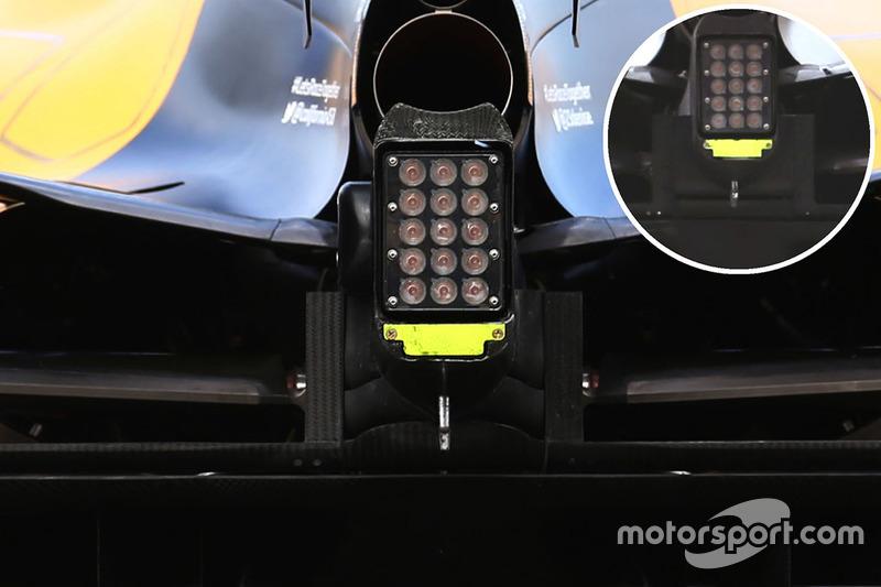 تفاصيل جنيّح هيكل التصادم على سيارة رينو سبورت آر.إس16