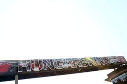 Hungaroring sign