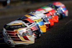 Cascos Bell, Esteban Ocon, Manor Racing