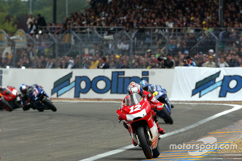 Troy Bayliss - Ducati (2003)
