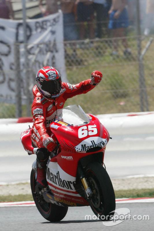 #1 - Loris Capirossi, GP de Cataluña 2003