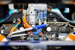Detail: Formula-E-Bolide