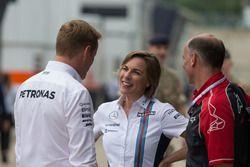 Claire Williams, Williams Takım Patronu