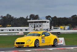 Jim Manolios and Ryan Millier, Maserati Trofeo