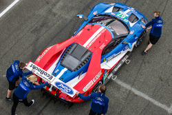 Экипаж #67 Ford Chip Ganassi Racing Ford GT