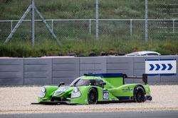 #40 Krohn Racing, Ligier JS P2 Nissan: Tracy Krohn, Nic Jonsson, Joao Barbosa, Dreher
